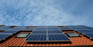 Solar photovoltaic systems and power storage