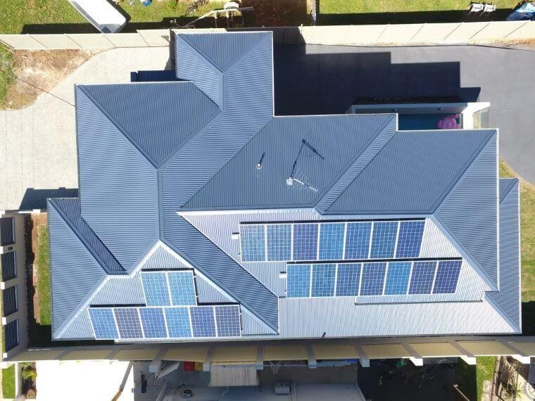 Hamilton Street roof